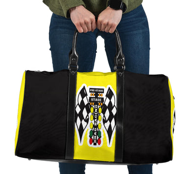 Drag Racing Travel Bag RB-YELLOW