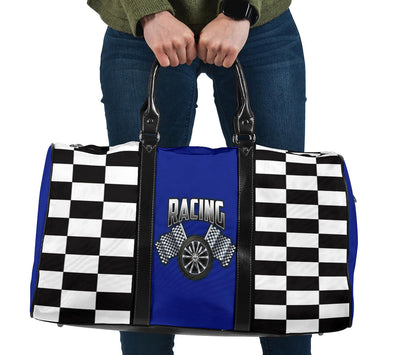 Racing Travel Bag RBN-BlBS