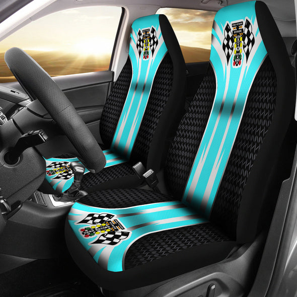 Drag Racing Seat Covers - RBNLCB