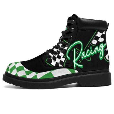 Racing All-Season Boots pistachio
