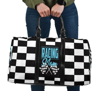 Racing mom Travel Bag