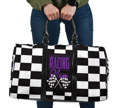Racing Mom Travel Bag RBPu