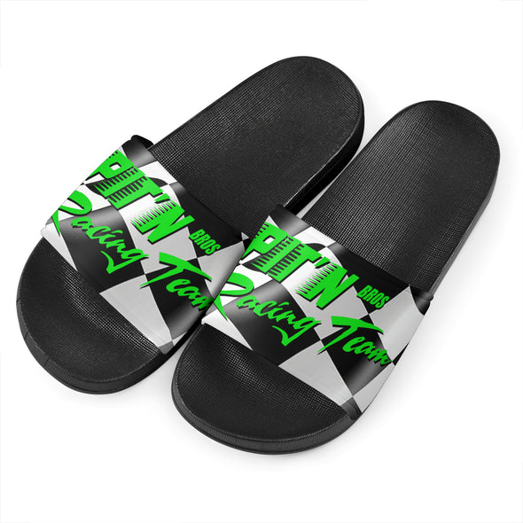 PIT'N Bros Racing Team Slide Sandals