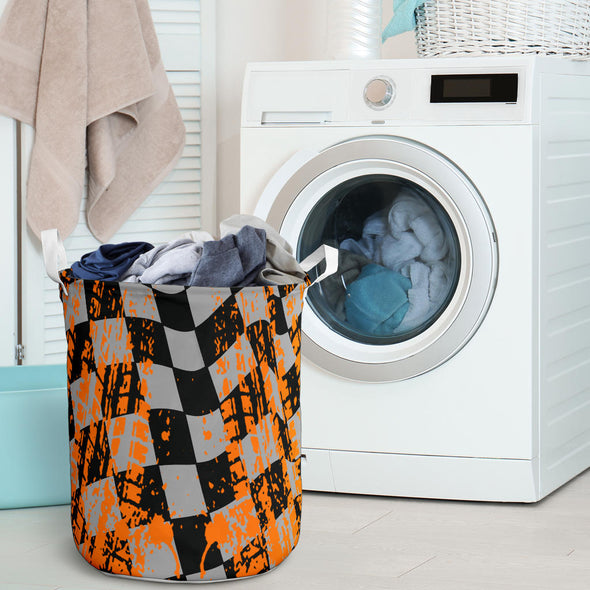 Dirt Racing Laundry Basket RBO