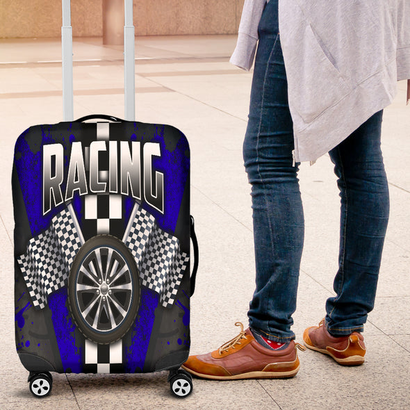 Racing Luggage Cover - RBNB