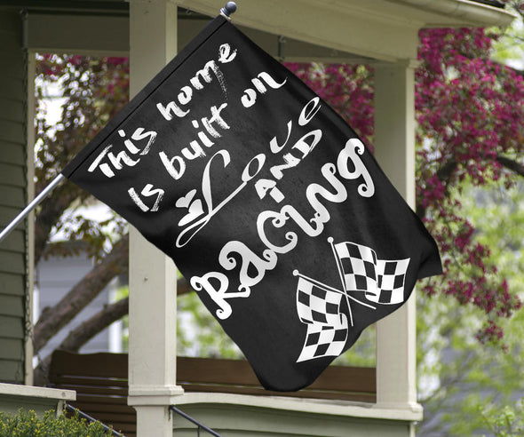 This Home Is Built On Love And Racing