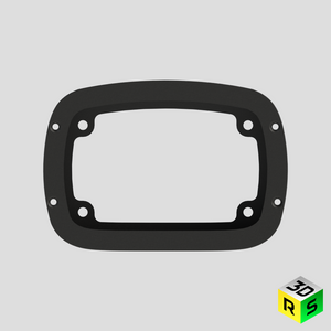 Fueltech FT450/550 Universal Flush Mount Bezel