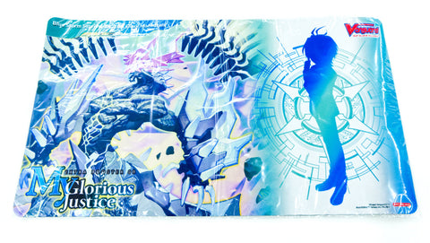 Blue Storm Supreme Dragon, Glory Maelstrom V-EB08 Promo Playmat