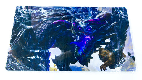Dragoborne: Sennes, Lord of the Rampage playmat