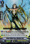 Flame Wind Lion, Wonder Ezel