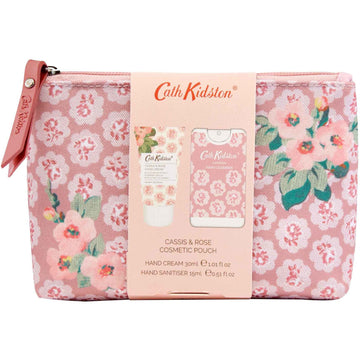 Cath Kidston Cassis & Rose Cosmetic Pouch