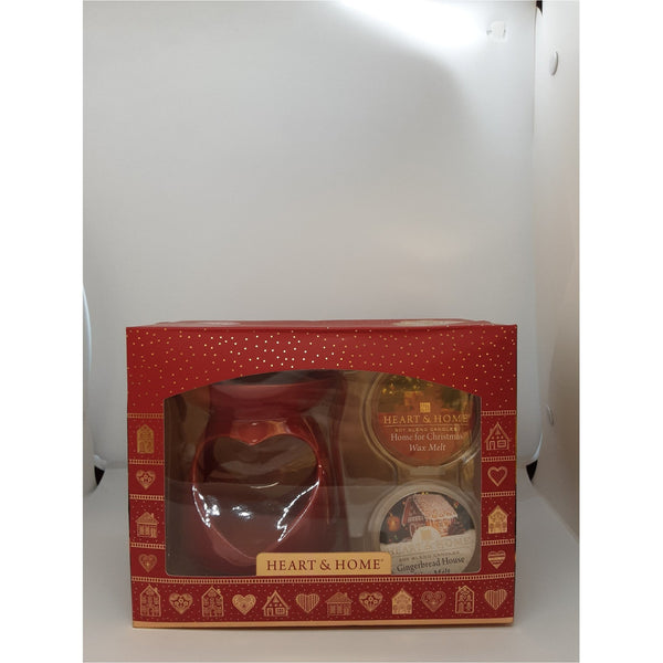 Heart & Home Wax Melt Warmer
