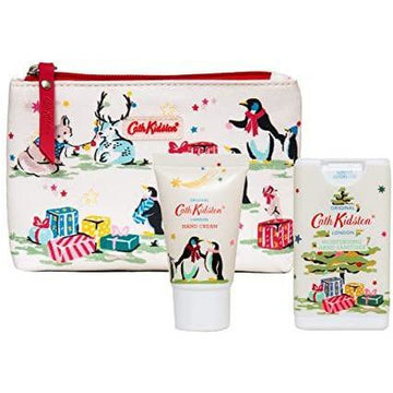 Cath Kidston Festive Party Cosmetic Pouch