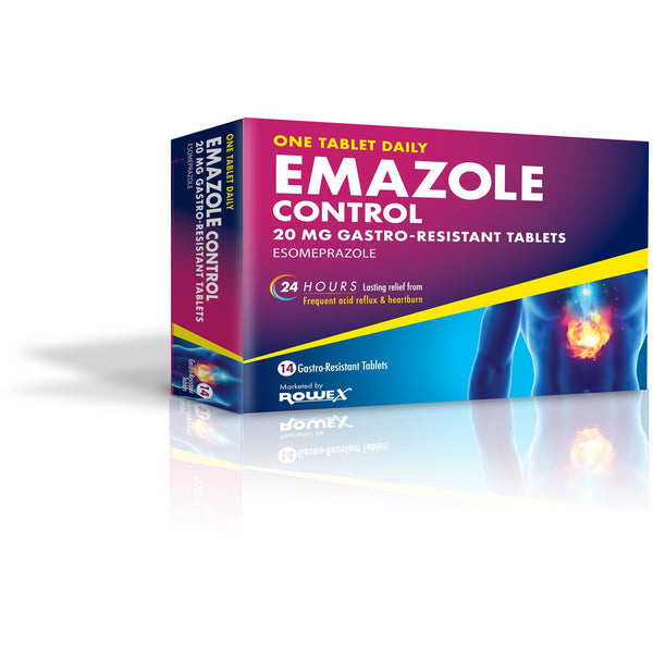 Emazole Control Tablets (14)