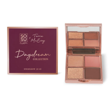 SOSU & Terrie McEvoy Daydream Collection Eyeshadow Quad