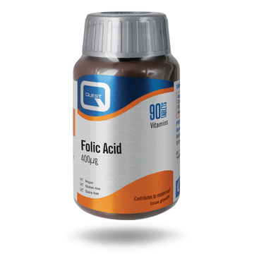 Quest Folic Acid 400mcg (90)