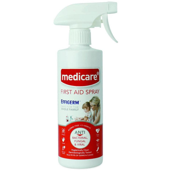 Medicare Effigerm First Aid Spray 500ml