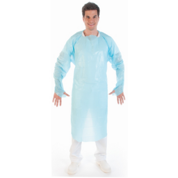 PPE Single Use Disposable Gown