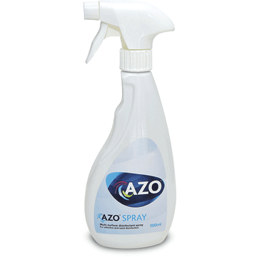 Azo Disinfectant Spray 70% Isopropyl Alcohol 500ml