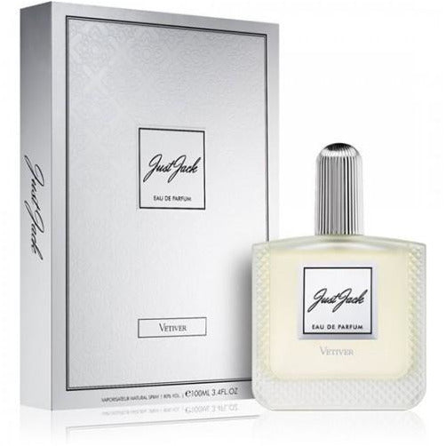 Just Jack Vetiver Eau De Parfum 100ml