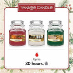 Yankee Candle 3 Small Jars Gift Set