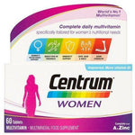 Centrum Multivitamin for Women Under 50, Tablets (60)