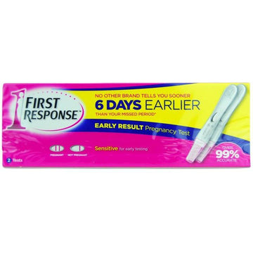 First Response Pregnancy Test (2 Tests)