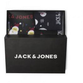 Jack & Jones Mens Underwear Giftbox Size L