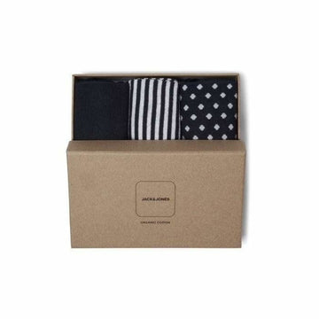 Jack & Jones Jacorganic Socks Gift Box One Size