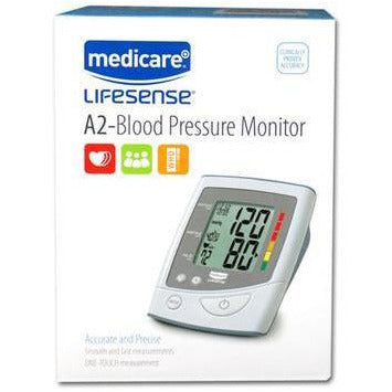 LIFESENSE A2 Blood Pressure Monitor