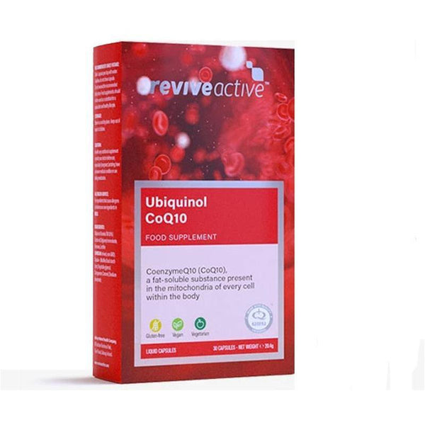 Revive Active Ubiquinol CoQ10 30 Capsules