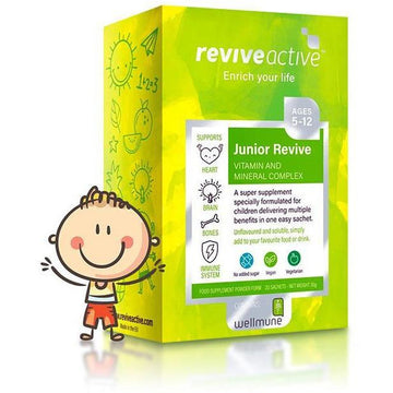 Revive Active Junior Revive 20 Sachets