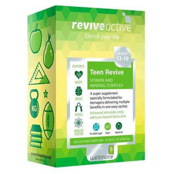 Revive Active Teen Revive 20 Sachets