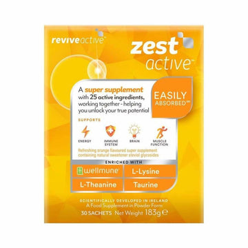 Revive Active Zest Active 30 Sachets