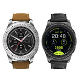 KW28 Smart Watch Android/IOS, Bluetooth, Pedometer, Heart Rate Monitor. - KronoWorld Secure Online Shopping