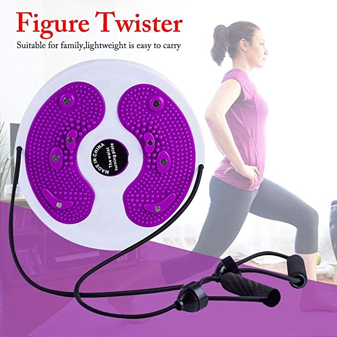 Aerobic Exercise Torsion Disc Balance Board
