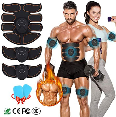 Abs Trainer Muscle Stimulator Toning Belt
