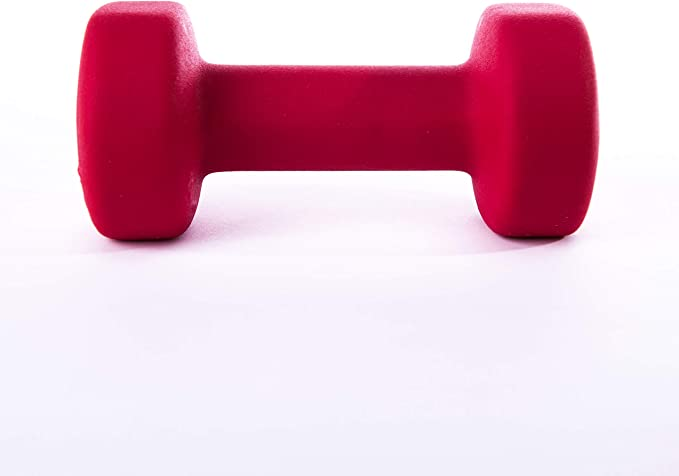 Neoprene Dumbells, Set Of 2.
