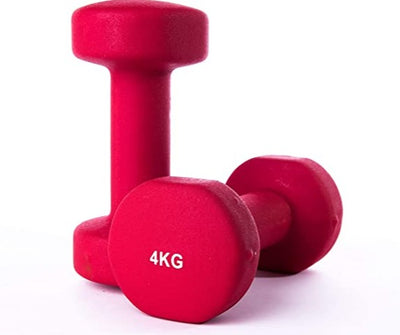 Neoprene Dumbells, Set Of 2