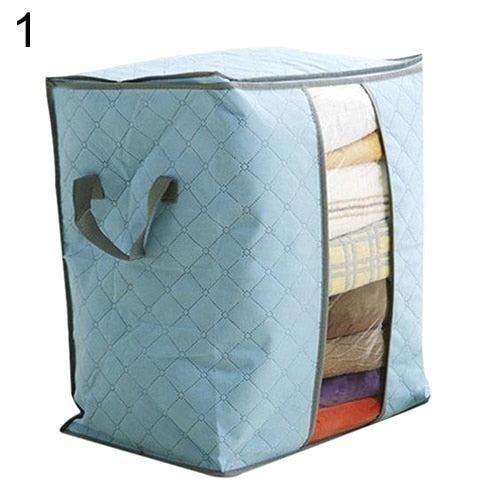 Foldable Compact Clothing Storage Bag - KronoWorld Secure Online Shopping