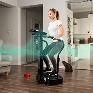 Fitness Vibration Plate Pro Model