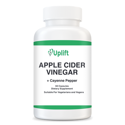 Apple Cider Vinegar + Cayenne Pepper