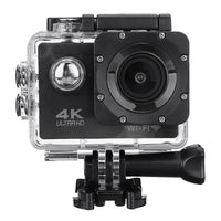 Ultra HD Waterproof Sport Action DVR Camcorder, Wifi 4K 2Inch 1080P - KronoWorld Secure Online Shopping