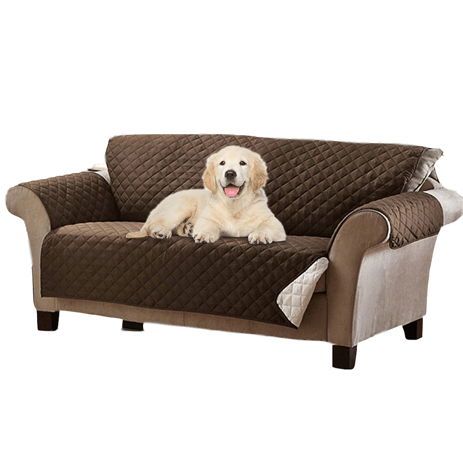 Waterproof Quilted Sofa Covers for Pets - KronoWorld Secure Online Shopping