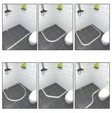 Shower Barrier, Bathroom And Kitchen Water Stopper - KronoWorld Secure Online Shopping