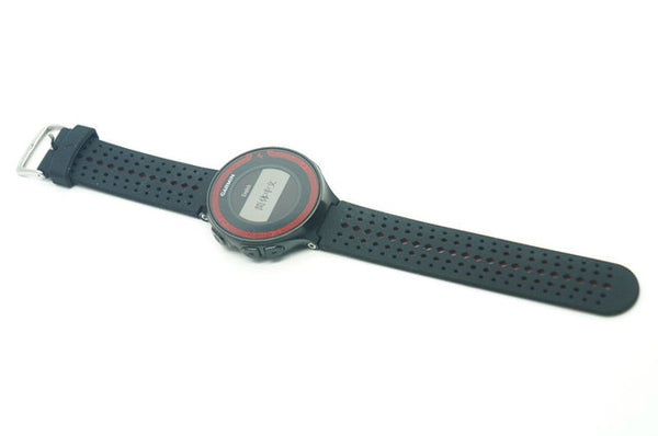 Highly Acclaimed GARMIN Forerunner 220, GPS Sports, Running, Marathon, Smartwatch. - KronoWorld Secure Online Shopping