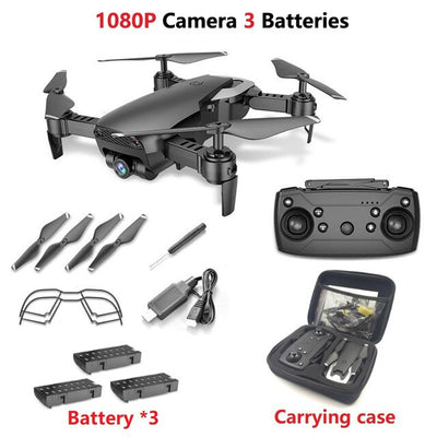 RC Drone with Wide-angle WiFi Camera