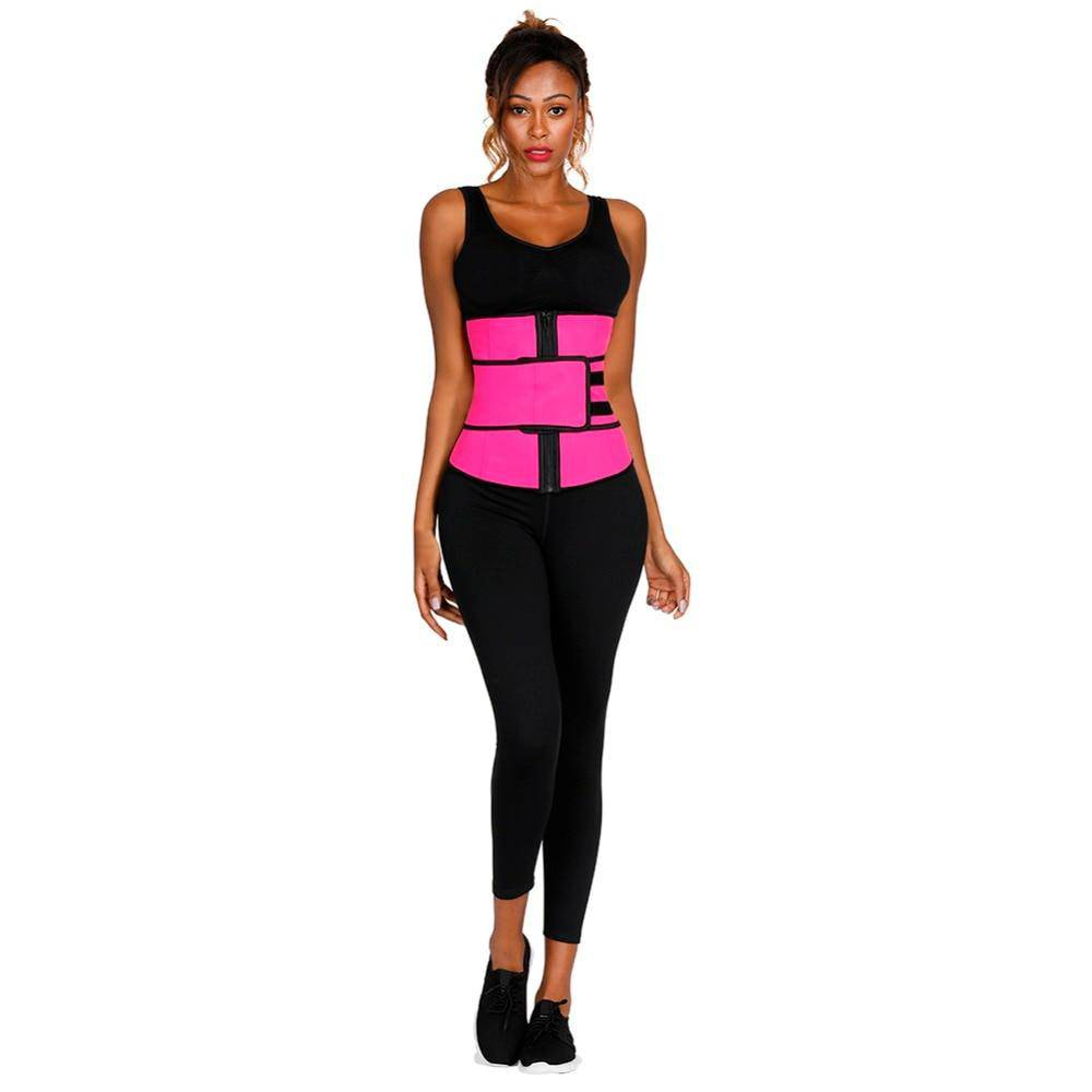 FigureWaist™ High Compression Abdominal Waist Trainer - FigureWaist.com