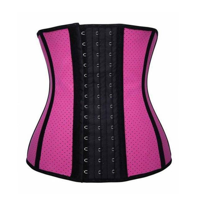 FigureWaist™ - Breathable Latex Waist Trainer - FigureWaist.com