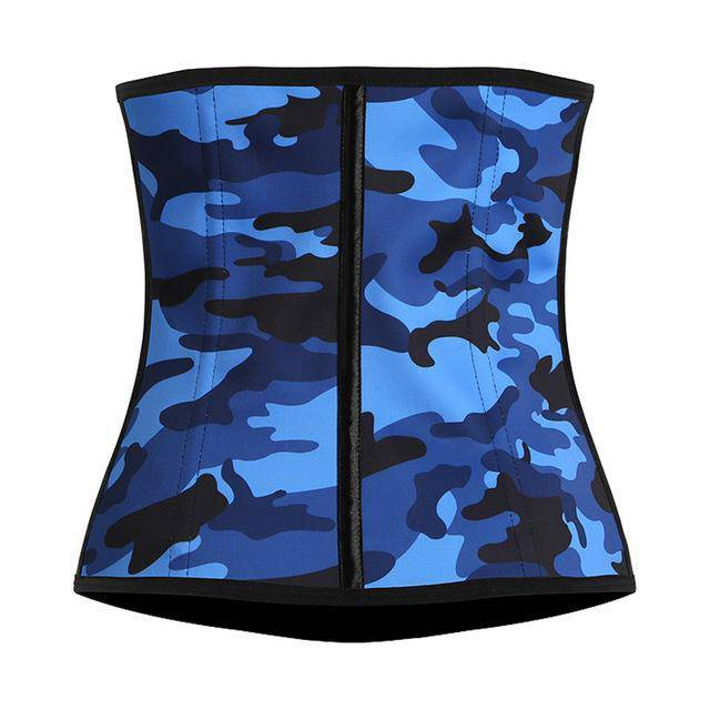FigureWaist™ Latex Camo Waist Trainer - FigureWaist.com